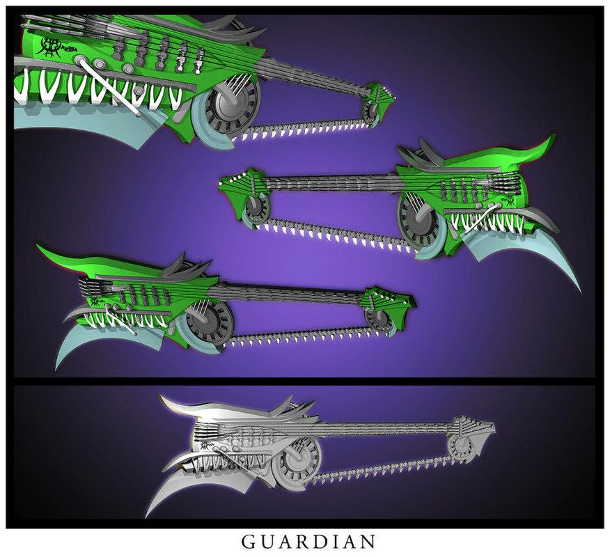 dwg guardian chainsaw